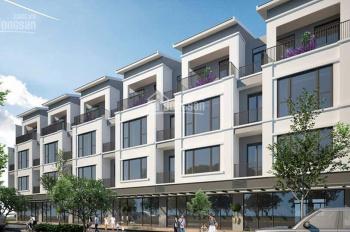 Bán căn nhà phố kinh doanh Ecorivers Hải Dương, 85m2 giá 2.5 tỷ, LH: 0968530460
