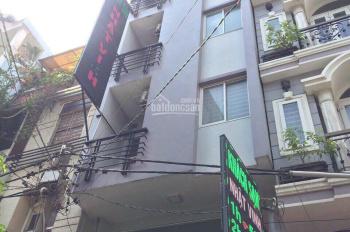 Chính chủ bán KS mặt tiền đường Sương Nguyệt Ánh, phường Bến Thành, Quận 1. Giá 65 tỷ