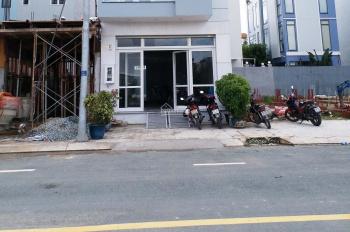 Cho thuê MB nhà phố (ngắn hạn giá rẻ) Jamona City, Q.7 (lộ giới 20m) mới xây, tiện KD