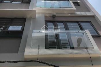 Bán gấp nhà mới, tự xây để ở Đại Đồng Hoàng Mai Hà Nội, 30m2x5T, MT 4,5m, ngõ 3m, SĐCC, giá 2.25 tỷ