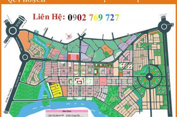 Bán đất nền dự án khu 1 phát triền nhà Q. 2 sổ hồng riêng diện tích 5x20m, 6x18m. Giá từ 51tr/m2