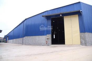 Chính chủ cho thuê kho xưởng 168m2-245m2-500m2-1000m2-2000m2 tại Thuận Thành, Bắc Ninh, QL 17