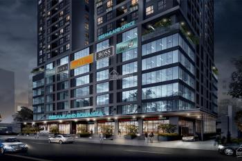 Cho thuê sàn thương mại tầng 1 vị trí đẹp kinh doanh tốt mặt tiền rộng rãi. DT 600m2