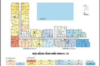 Chính chủ bán căn hộ 2PN Thủ Thiêm Dragon, view quận 1 cực đẹp, LH 0903 319 901