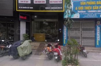 Cho thuê tầng 1 cửa hàng mặt phố Nguyễn Chí Thanh, giá: 15tr/th