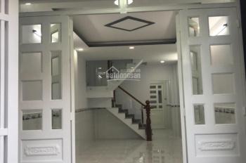 Bán nhà 2MT trước sau HXH đường Vạn Kiếp, Bình Thạnh. Nhà mới 1 lầu, DT: 3.5x11m