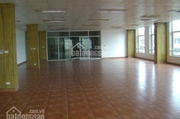 Cho thuê văn phòng phố Cầu Giấy, giá 150.000đ/m2/th, diện tích trống: 208m2/sàn. LH: 0904548080