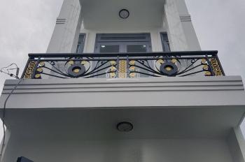 Nhà 3.8 x 12m, đúc 1 trệt 2 lầu BTCT  hẻm 4m thống nhất p16 gò vấp