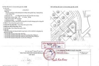 Cần bán gấp lô đất biệt thự 2 mặt tiền khu đô thị mới Cái Dăm, Bãi Cháy, Hạ Long