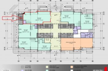 Bán sàn thương mại DT 294m2 tòa I3 tại dự án Iris Garden Mỹ Đình giá 52,8tr/m2, LH 0944.66.88.84