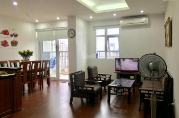 Bán căn hộ 112m2 Trung Yên Plaza, mặt phố Trần Duy Hưng, 2 PN, nội thất đầy đủ. Giá 33tr/m2