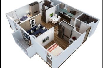 Cần bán nhanh căn hộ Flora Anh Đào, Quận 9, DT: 67m2, 2PN, ban công, giá 1.82 tỷ. ĐT: 0909 113 585