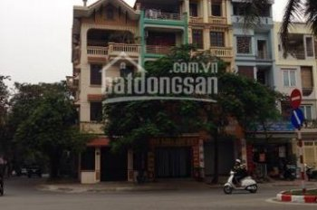 Cho thuê nhà mặt phố Nguyễn Khuyến, KĐT Văn Quán, Hà Đông, MT 5m
