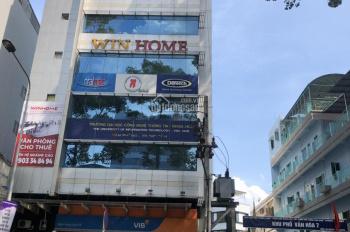Cho thuê Building cực đẹp 960m2 MT gần Kỳ Đồng-Trương Định, P9 Q3 (12x15)m, Hầm 8L giá 7000usd/th