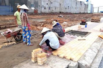 Đất nền Nguyễn Văn Bứa nối dài giá 600tr/75m2, SHR gần KCN Xuyên Á, KDC hiện hữu. 0903925272