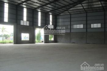 Cho thuê kho xưởng giá rẻ Quất Động, Thường Tín, Hà Nội
