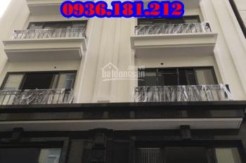 Bán nhà mặt phố Thành Công chỉ 20 tỷ, 100m2 xây 5 tầng, tiện kinh doanh cho thuê tốt, 0936181212