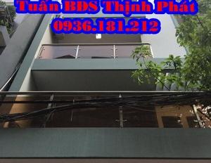 Bán nhà mặt phố Phạm Hồng Thái 18,8 tỷ 50m2, 5 tầng đẹp, tiện kinh doanh cho thuê, 0936181212