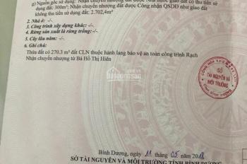Bán 3000m2 đất Tân Định nuôi yến or mở cty, nhà xưởng, thuộc cụm công nghiệp Bến Lớn, 4,8 tỷ