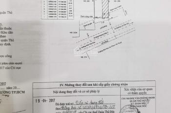Bán mặt tiền lớn Hoàng Diệu 2 ngang 12m, P. Linh Trung, Quận Thủ Đức