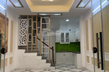 Chính chủ bán nhà DT 35m2 * 5T xây mới đường Tam Trinh, phố Yên Duyên, Yên Sở, 2,15 tỷ, 0973883322