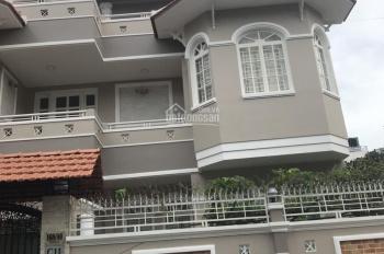 Cho thuê nhà nguyên căn MT đường hẻm lớn Yên Thế P2 Tân Bình DT 4 x 20m. Nhà nguyên căn 2 lầu