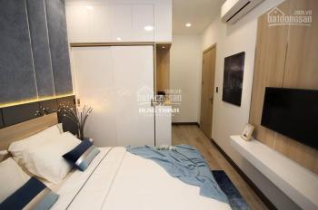 Bán gấp căn hộ Q7 Saigon Riverside, căn góc view PMH, 2PN, 2WC, nội thất hoàn thiện, 2,163 tỷ