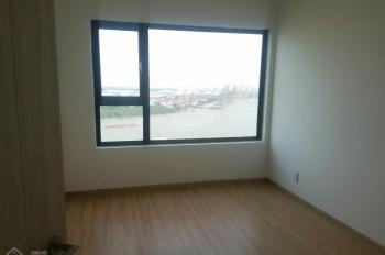 Cho thuê căn hộ 3PN, view sông tầng 20, nội thất cơ bản giá 22 triệu bao phí quản lý LH 0903031472