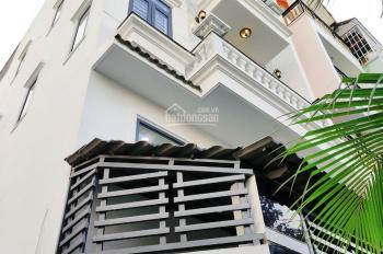 Cần tiền bán nhà khu Đệ Nhất Khách Sạn Út Tịch - Hoàng Việt, P. 4, Tân Bình. DT: 6x17m, giá 15.5 tỷ