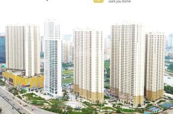 Siêu phẩm, cho thuê căn hộ kết hợp văn phòng tại D'Capitale, Trần Duy Hưng giá chỉ từ 10 triệu/th