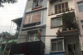 Cho thuê nguyên căn hầm 4 lầu, nhà mặt tiền Trần Quang Khải, Q1, DT 5x20m. Giá 75 triệu/tháng