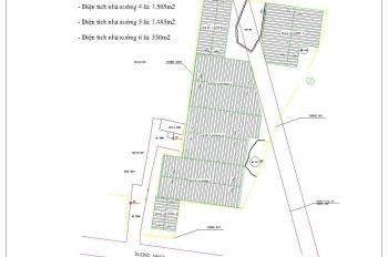Cho thuê gấp nhà xưởng, kho gần KCN Ngọc Hồi, Hà Nội