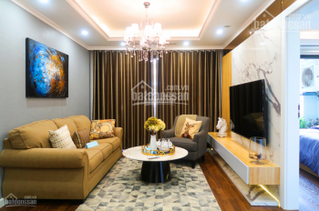 Vợ chồng tôi bán căn hộ 24T3 Hapulico 118m2, 3 phòng ngủ, 2 nhà vệ sinh, giá 35 tr/m2