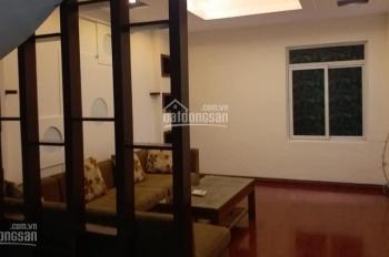 Nhà 6 tầng (nở hậu) ngõ 213 Giáp Nhất, Thanh Xuân, 52m2, giá 4,8 tỷ, ô tô đỗ cửa. 0983543951