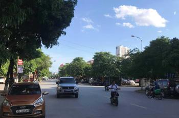 Mặt phố Nguyễn Cảnh Dị, Hoàng Mai 85m2, mặt tiền 5.4m, hiếm, vỉa hè rộng, 3 bước ra hồ Linh Đàm