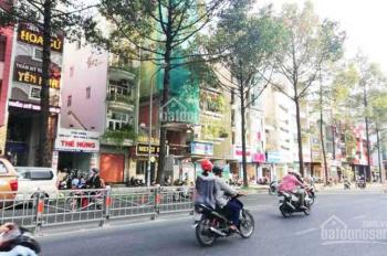 Cho thuê nhà mặt tiền Trần Hưng Đạo, 4m x 18m, 55 triệu/tháng