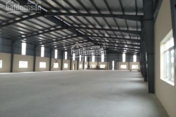 Kho xưởng 1500 - 2500 - 4000m2 MT Kinh Dương Vương, gần bến xe Miền Tây mới xây