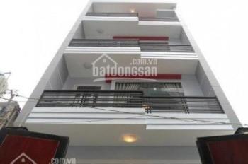 Cho thuê nhà nguyên căn HXH CMT8, P. Bến Thành, Q1, DT 4x20m. Giá: 80tr/tháng