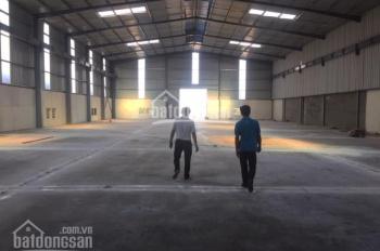 Cho thuê kho xưởng DT 1000 - 3000m2 tại cụm công nghiệp Ngọc Hồi, Thanh Trì, Hà Nội. LH 0979929686