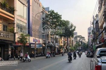 Cho thuê gấp mặt tiền Nguyễn Đình Chiểu Q.3, 1T 3L lề đường 5m, hẻm sau 5m, nhà mới, Giá 50 triệu