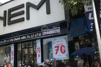 Cho thuê cửa hàng mặt phố Tuệ Tĩnh 40m2 x 1 tầng, MT 4m, giá 30tr/th. Vị trí siêu đắc địa