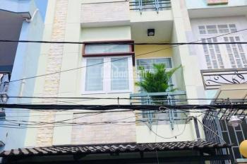 Cho thuê nhà HXT 7m thông đường Nguyễn Phúc Chu gần trường tiểu học Tân Trụ, P. 15, Tân Bình