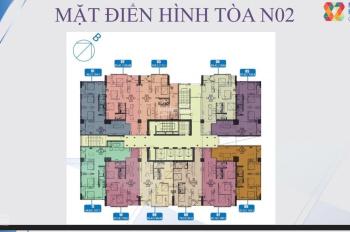 Chính chủ cần bán căn hộ tầng đẹp Horizon 87 lĩnh nam lh 0988732319