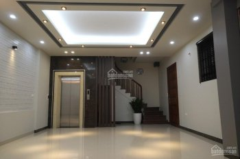 Bán nhà phố Tạ Quang Bửu, Bạch Mai DT: 80m2 x 5 tầng thang máy MT6.5m kinh doanh, giá 13.5 tỷ