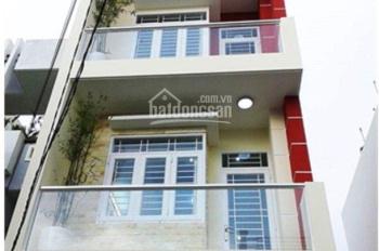 Cần bán nhanh nhà mặt tiền Hồ Văn Huê, P9, Q. Phú Nhuận. DT: 4.3x16.5m, 3 lầu