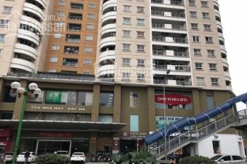 Cho thuê văn phòng tòa nhà HH2 Bắc Hà đường Tố Hữu diện tích 100m2 - 200m2. LH: 0983.338.565