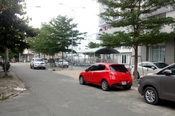 Cho thuê nhà trong khu dân cư Phú Hòa 1, DT: 6x20m