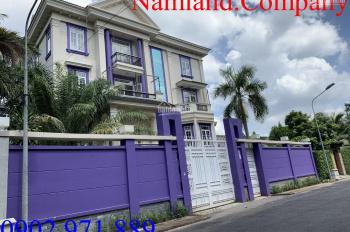 Cho thuê biệt thự Nguyễn Văn Hưởng, gần sông, hợp trường học, văn phòng công ty