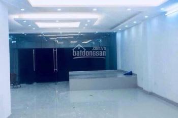 Cho thuê nhà 7 tầng, KĐT Văn Phú diện tích sàn 126m2/tầng, có thêm 1 tầng hầm để xe
