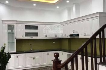 Bán nhà mới xây tại Thạch Bàn, ô tô để trong nhà